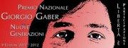 Premio Gaber 2011-2012