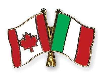 scambi Italia-Canada