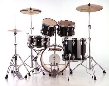 strumenti a percussione: la batteria