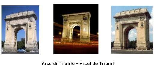 Bucarest: Arco di Trionfo