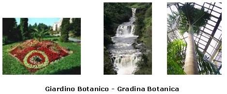 Bucarest: Giardino Botanico