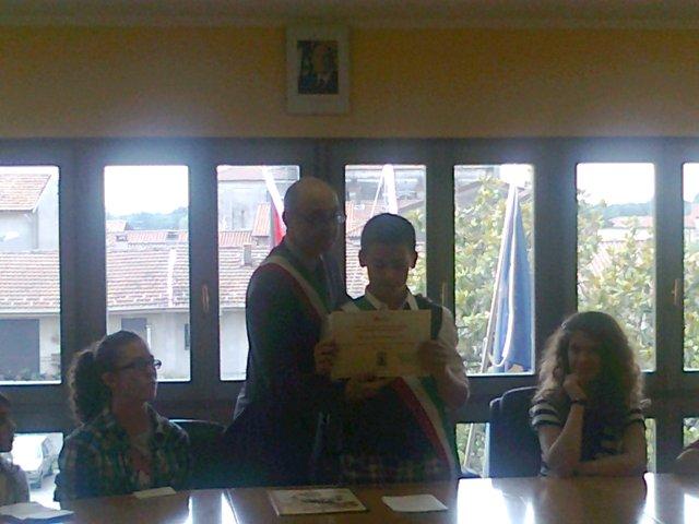 Consiglio comunale dei ragazzi 2011