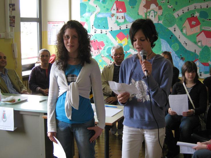 Consiglio comunale dei ragazzi 2010