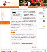 sito della Fondazione Mondo Digitale