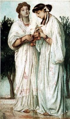 donne antica grecia