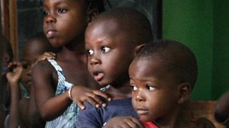 Togo: bambini