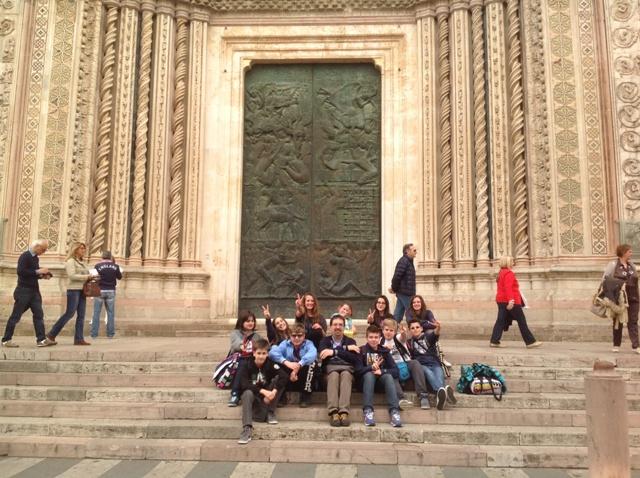 Roma aprile 2013
