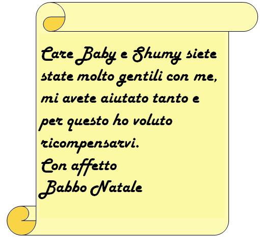 disegno di baby shumy