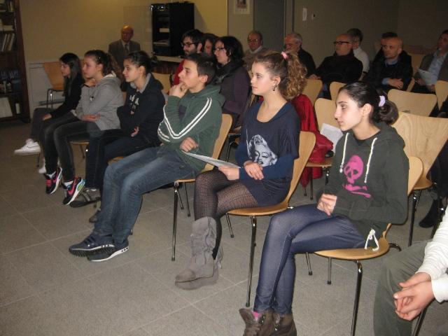 conferenza stampa del 9 febbraio 2012