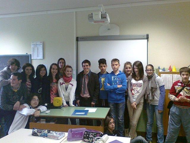 Progetto Lingua Inglese 2012
