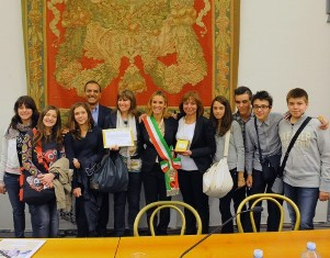 premiazione Global Junior Challenge 2012